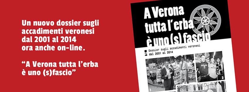 L'ultimo dossier antifa su Verona