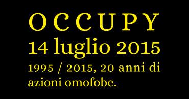 Occupy 14 Luglio 2015