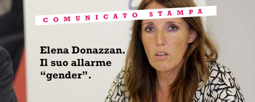 """Donazzan contro il """"gender"""""""