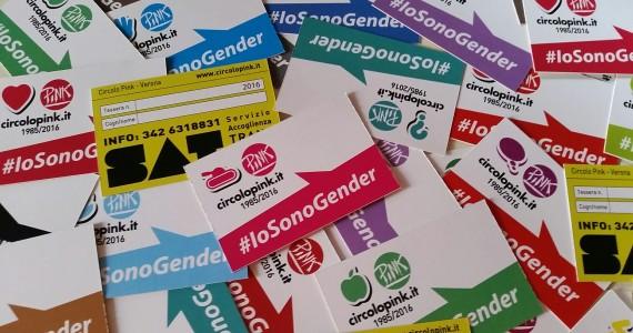 #IoSonoGender