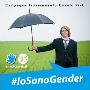 #IoSonoGender-ombrello