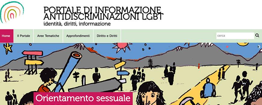 Portale nazionale LGBT?