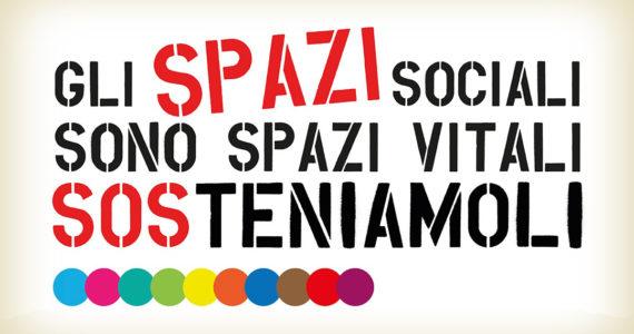 SOSTIENI GLI SPAZI SOCIALI VERONESI!